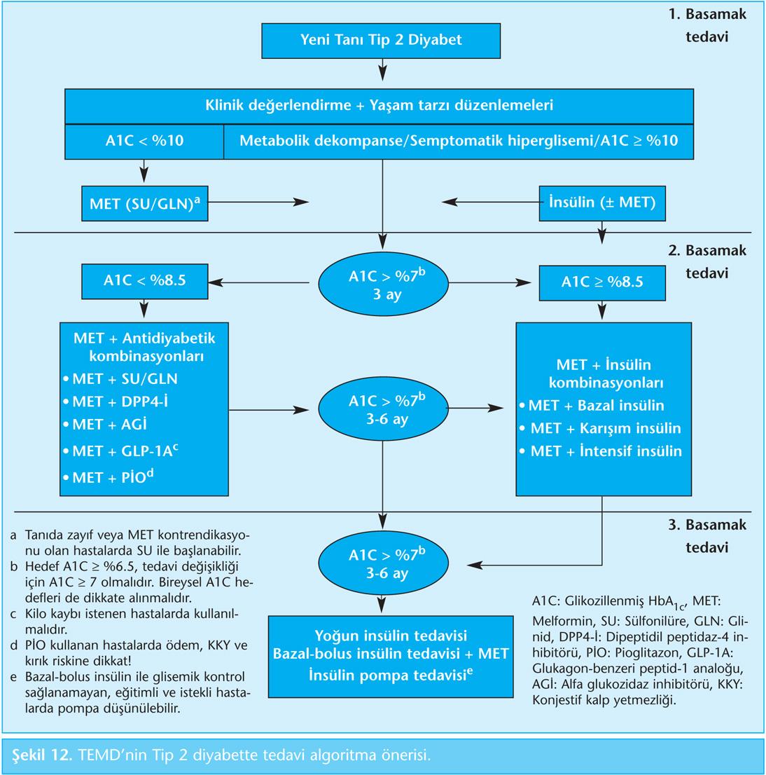 Yüzyılın hastalığı - tip 2 diabetes mellitus